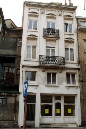 Rue de l'Artichaut 32 (photo 1993-1995)