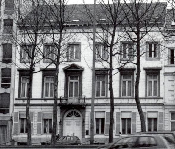 Ancien Hôtel Charlier. Actuellement Musée Charlier.