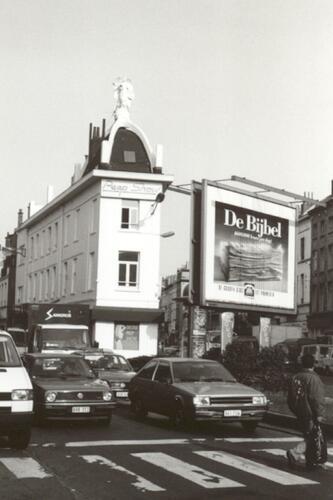 Brabantstraat 25 tot 29, gevels Aarschotstraat (foto 1993-1995)