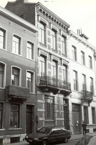 Rue Braemt 106 (photo 1993-1995)