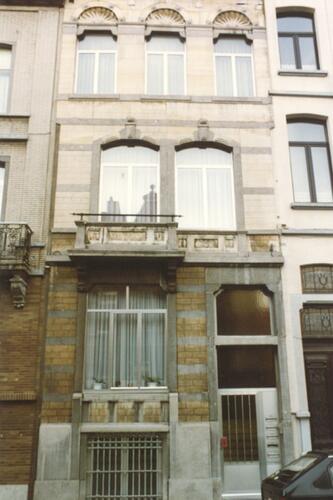 Rue Braemt 126 (photo 1993-1995)