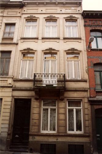 Rue du Cadran 26, 1993