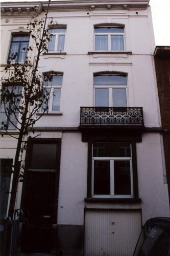 Uurplaatstraat 36 (foto 1993-1995)