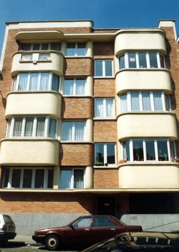 Rue du Cardinal 31 (photo 1993-1995)