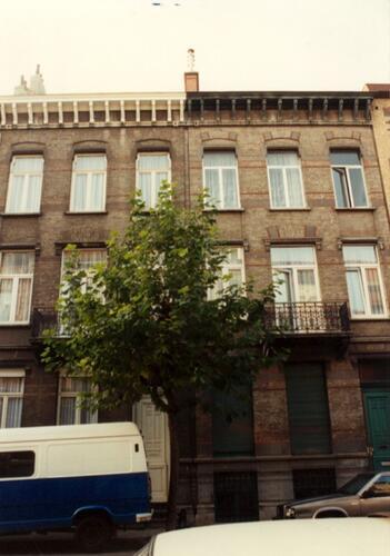 Rue des Coteaux 23 et 25 (photo 1993-1995)