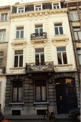 Rue des Coteaux 41 (photo 1993-1995)
