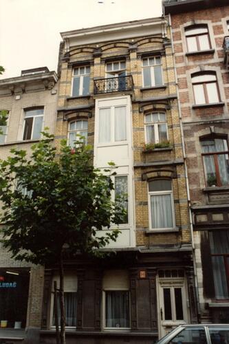Rue de Liedekerke 82 (photo 1993-1995)