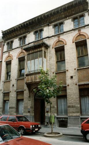 Ancienne maison personnelle de l'architecte Léon Govaerts