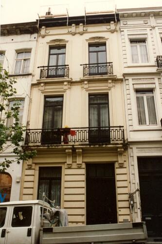 Rue des Deux Églises 69 (photo 1993-1995)