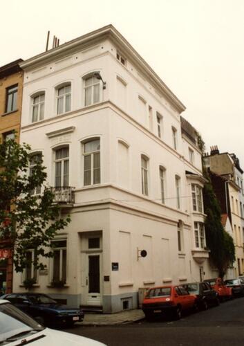 Rue des Deux Églises 75 (photo 1993-1995)