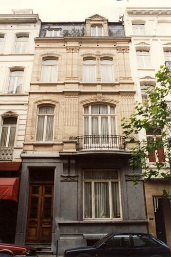 Rue des Deux Églises 124 (photo 1993-1995)