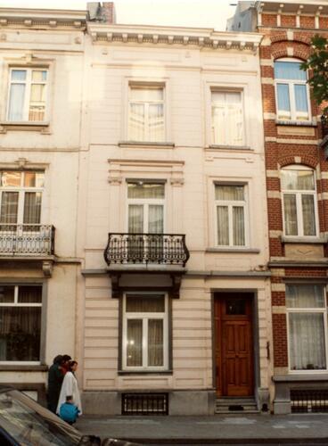 Rue Eeckelaers 47 (photo 1993-1995)