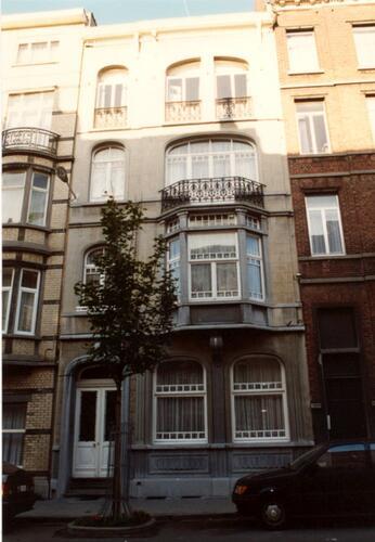 Rue Eeckelaers 82 (photo 1993-1995)