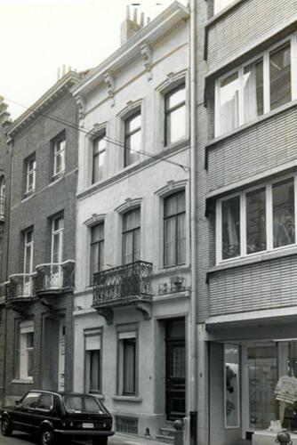 Rue de l'Enclume 4 (photo 1993-1995)