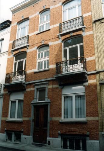 Rue de la Ferme 13 (photo 1993-1995)