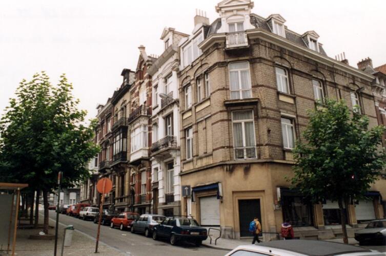 Place François Bossuet 6-7 (photo 1993-1995)