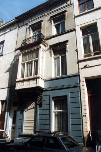 Rue Gillon 53 (photo 1993-1995)