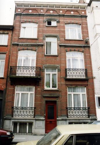 Rue Joseph Dekeyn 54 (photo 1993-1995)