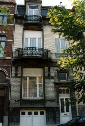 Avenue Jottrand 14 (photo 1993-1995)