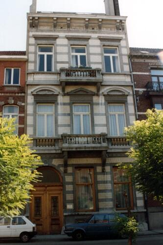 Avenue Jottrand 18 (photo 1993-1995)