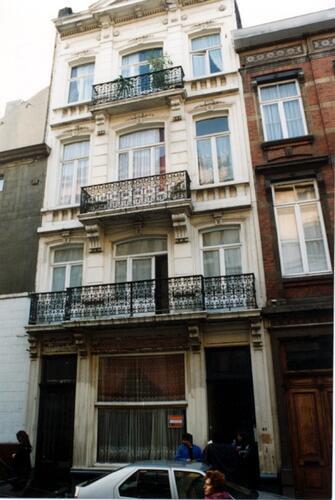 Rue de la Limite 41 (photo 1993-1995)