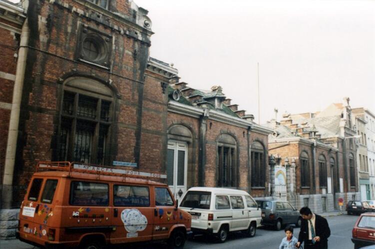Rue de la Limite 67, école primaire communale