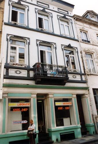 Rue Linné 70-72 (photo 1993-1995)