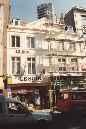 Chaussée de Louvain 17-19 (photo 1993-1995)