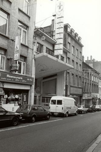 Chaussée de Louvain 33, anc. cinéma Marignan (photo 1993-1995)