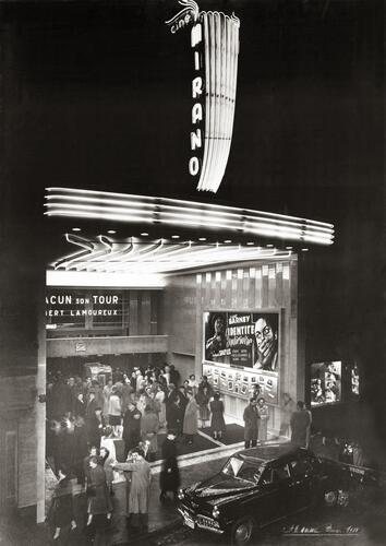 Ancien cinéma Mirano