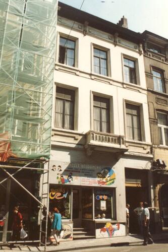Chaussée de Louvain 133 (photo 1993-1995)
