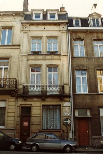 Rue Marie-Thérèse 70 (photo 1993-1995)
