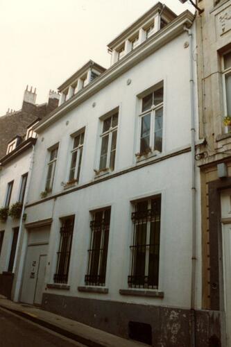 Rue du Marteau 26 (photo 1993-1995)