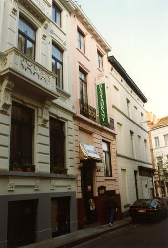 Rue du Marteau 46 (photo 1993-1995)