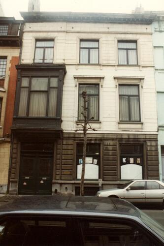 Rue du Méridien 33 (photo 1993-1995)