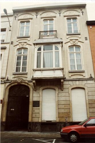 Rue du Méridien 68 (photo 1993-1995)