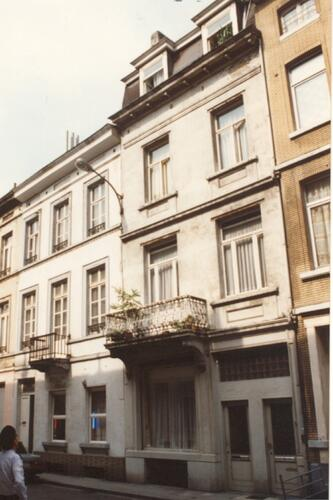 Rue des Plantes 89, 91 et 93 (photo 1993-1995)