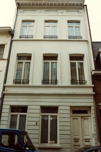 Rue de la Poste 49 (photo 1993-1995)