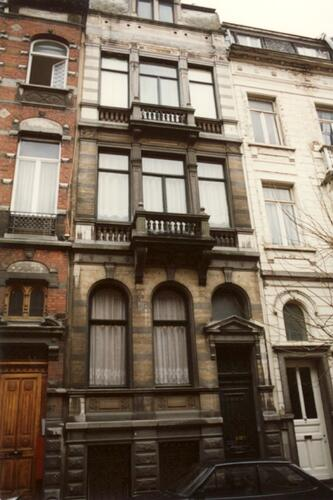 Rue Potagère 49 (photo 1993-1995)