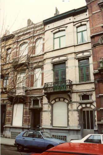 Rue Potagère 92 et 94 (photo 1993-1995)