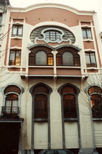 Maison personnelle de l'architecte Michel Mayeres