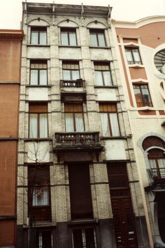Rue Potagère 154 (photo 1993-1995)