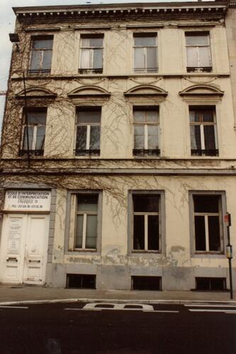 Queteletplein 2 (foto 1993-1995)
