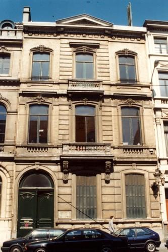 Rue Royale 290 (photo 1993-1995)