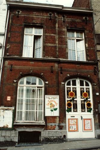 Rue Saint-François 21, école communale Les Tournesols (photo 1993-1995)