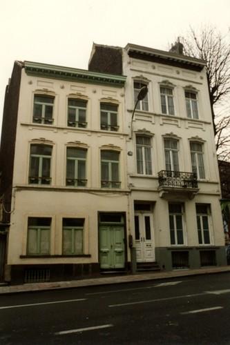 Rue Scailquin 50 et 52 (photo 1993-1995)