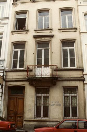 Rue de Spa 74 (photo 1993-1995)