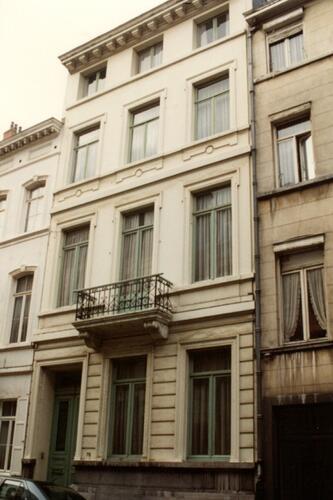 Rue de Spa 78 (photo 1993-1995)