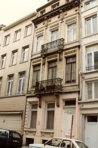 Rue de Spa 88 (photo 1993-1995)