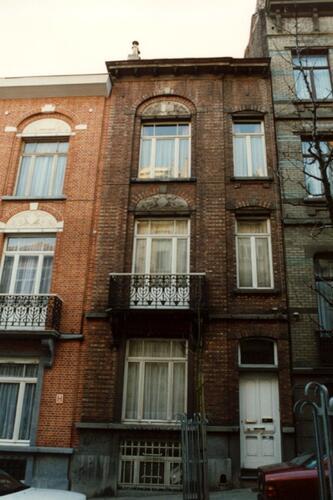 Tiberghienstraat 16 (foto 1993-1995)